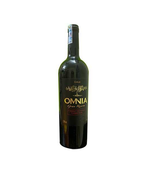 Rượu Vang Chile giá rẻ Omnia Gran Reserva