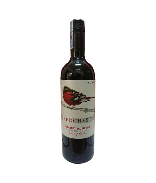 Rượu Vang Chile giá rẻ Rest Chest Cabernet Sauvignon