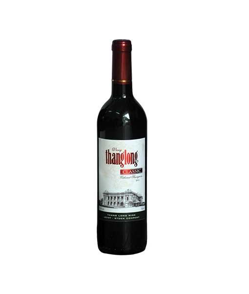 Rượu Vang Thăng Long Classic