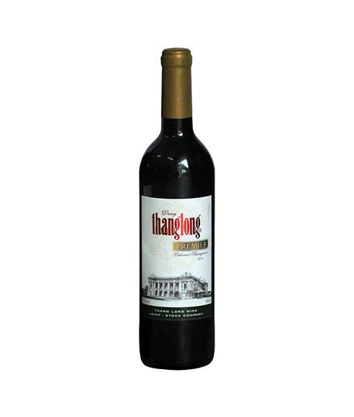 Rượu Vang Thăng Long Premier
