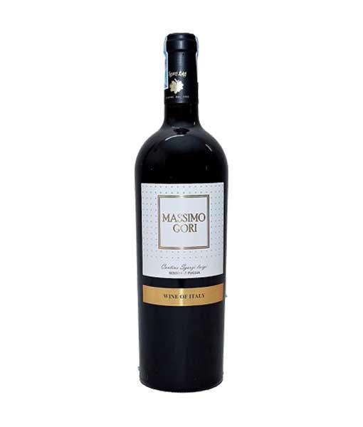 Rượu Vang Ý giá rẻ Massimo Gori IGT Puglia