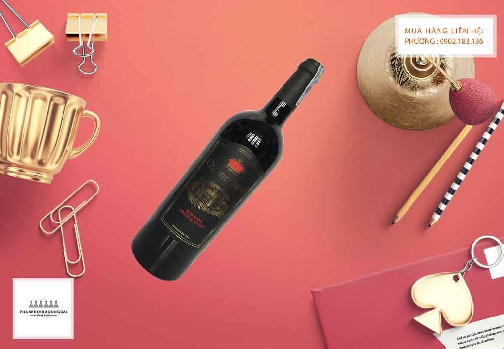 Rượu vang Ý ngọt cũng thích hợp cho cặp đôi muốn có hương vị ngọt ngào