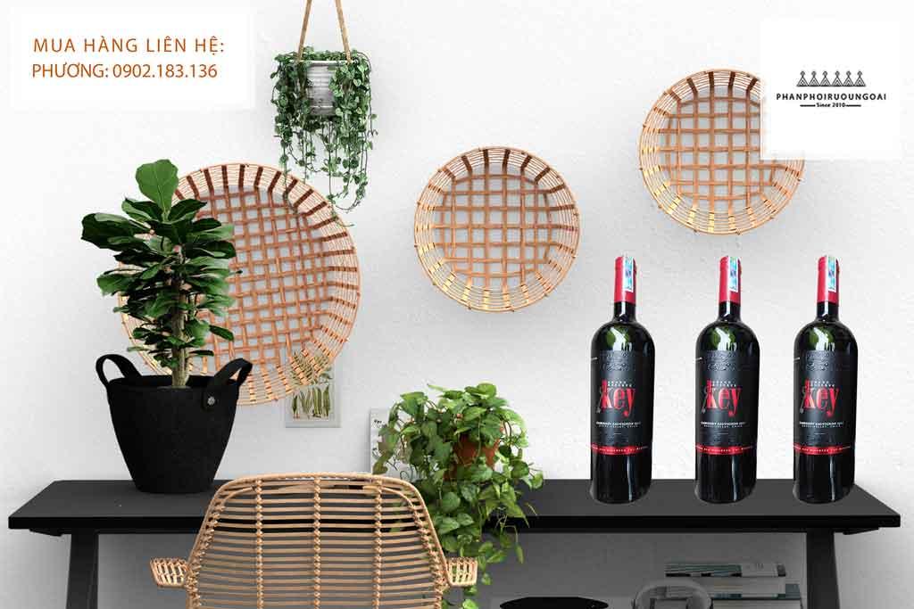 Hình ảnh rượu vang Key Grand Reserve Cabernet Sauvignon