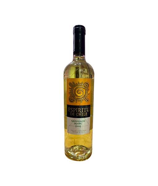 Rượu Vang Chile giá rẻ Espiritu de Chile Sauvignon Blanc
