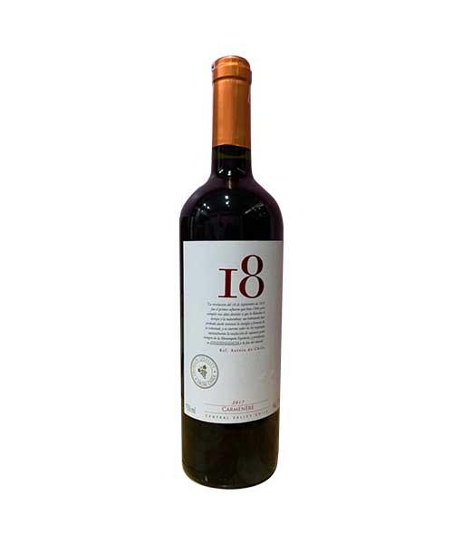 Rượu Vang Chile giá rẻ I8 Carmenere