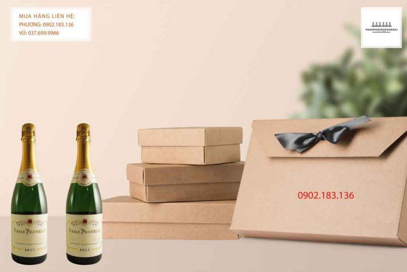 Rượu Vang Nổ Pháp Chardonnay Prestige Brut Pierre Ponnelle