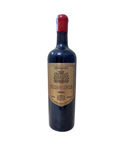 Rượu Vang Ý giá rẻ GianLuca Negroamaro Puglia