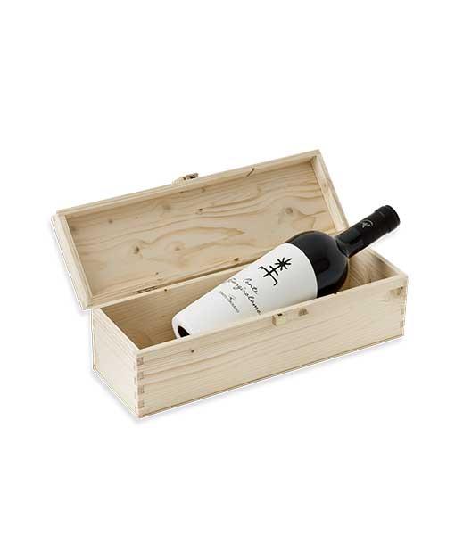 Rượu Vang Ý Conte Giangirolamo Rosso IGT Puglia và hộp gỗ