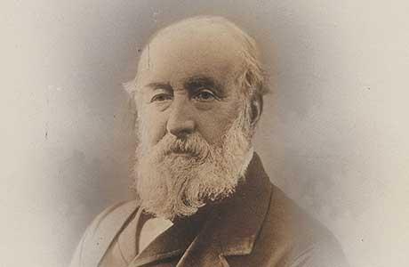 John Dewar là người khai sinh ra thương hiệu Dewar's từ năm 1846