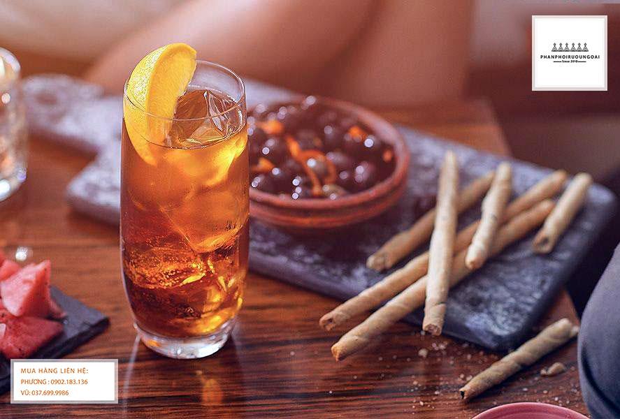 Cocktail Martini Rosso và Tonic hương vị tuyệt vời