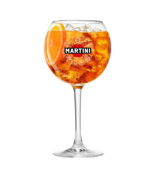 Ly Cocktail tuyệt hảo làm ra từ rượu Martini