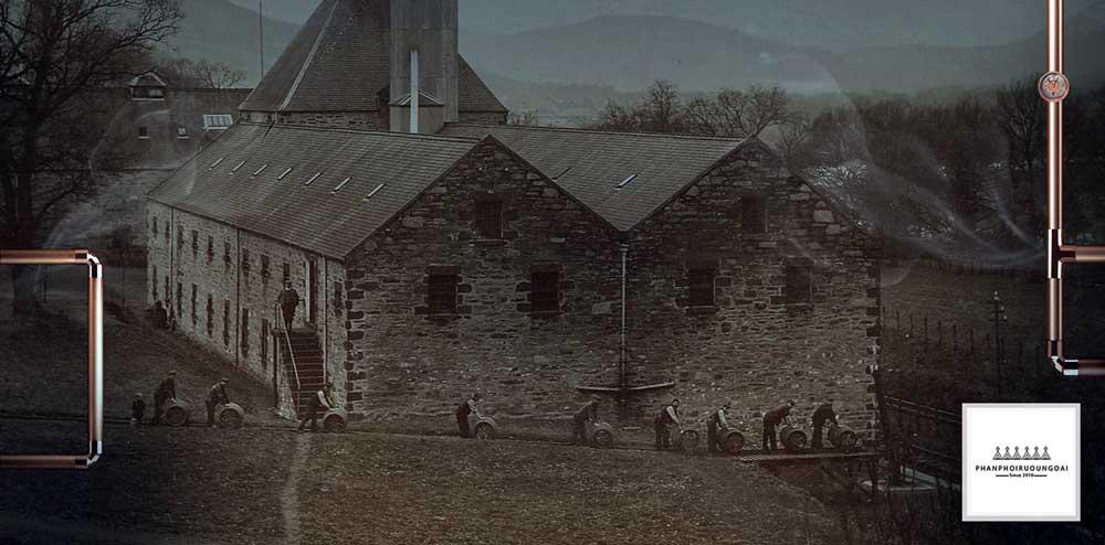 Nơi di sản của gia đình bắt đầu tại Scotland