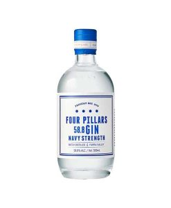 Rượu Four Pillars Navy Strength Gin