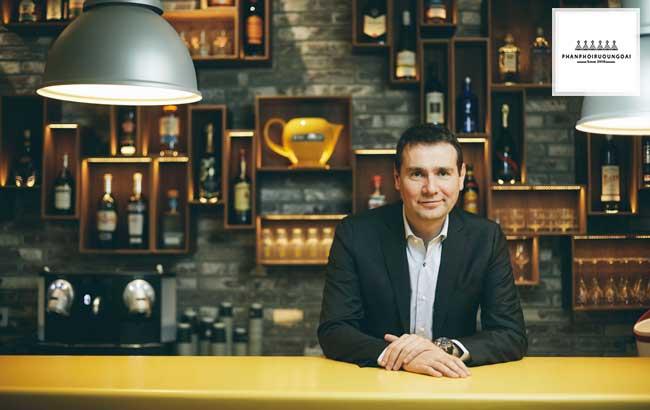 CEO của Pernod Ricard Alexandre Ricard người lãnh đạo những thay đổi