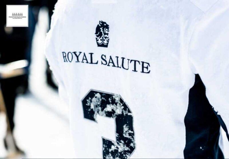 Đội mã ngựa Royal Salute của Pernod Ricard
