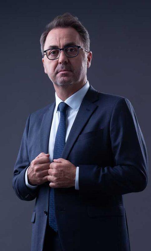 Ông Patrick Castanier giám đốc điều hành Pernod Ricard Việt Nam