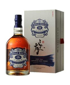 Rượu Chivas 18 Japanese Oak Finish