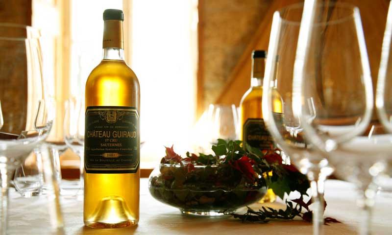 Tìm hiểu thông tin về rượu Sauternais tại Pháp