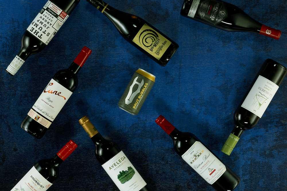 Tìm hiểu rượu vang Bordeaux Blend