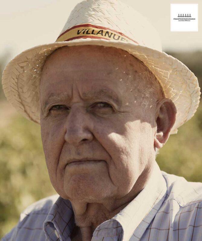 Robert Fripp bậc thầy hầm rượu của nhà Bodegas Verduguez