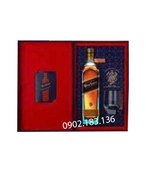 Bên trong rượu Johnnie Walker Blue Label hộp quà tết 2021