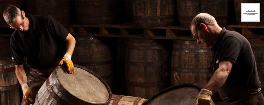 Những thợ thủ công và bậc thầy hầm rượu nhà Glenfiddich