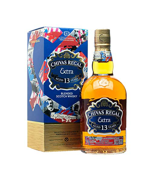 Rượu Chivas Extra 13 năm American Rye Cask