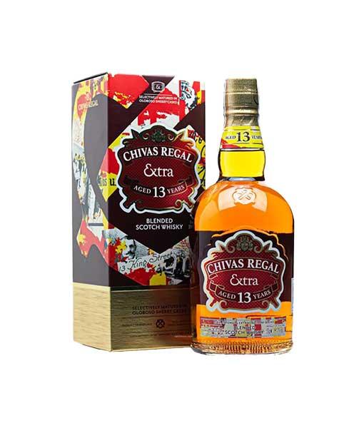 Rượu Chivas Extra 13 năm Sherry Cask