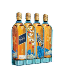 Rượu Johnnie Walker Blue Label Year of OX cho năm 2021