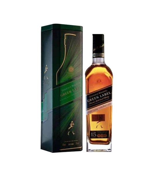 Rượu Johnnie Walker Green Label hộp quà tết 2021