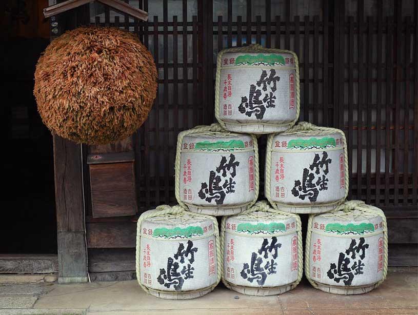 Rượu Sake có thể bảo quản được bao lâu