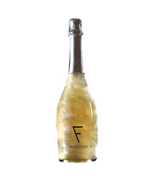Rượu vang nổ Tây Ban Nha Fogoso Plata