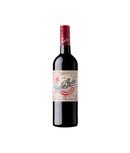 Rượu vang Tây Ban Nha Radio Boka Tempranillo