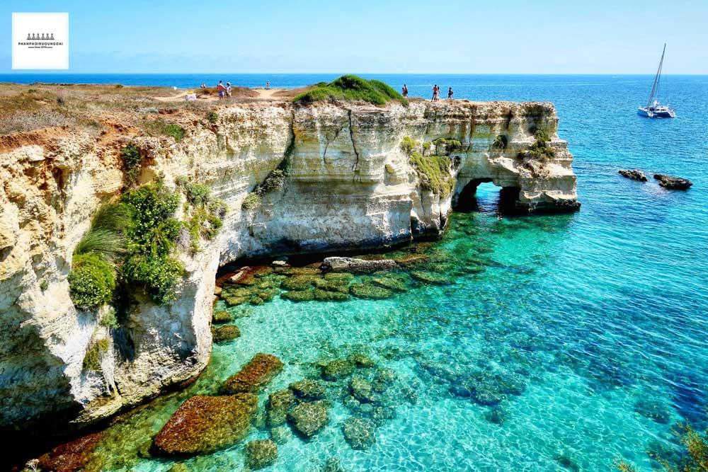 Miền nam nước Ý Puglia tuyệt đẹp cho du khách ghé thăm và cho cả người yêu rượu vang
