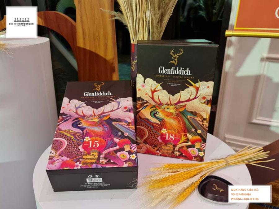 Những hình ảnh rượu Glenfiddich trong tiệc tri ân khách hàng và ra mắt sản phẩm mới