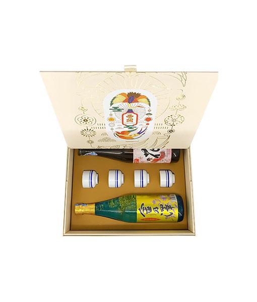 Rượu Sake Nishino Seki hộp quà tết Set 11