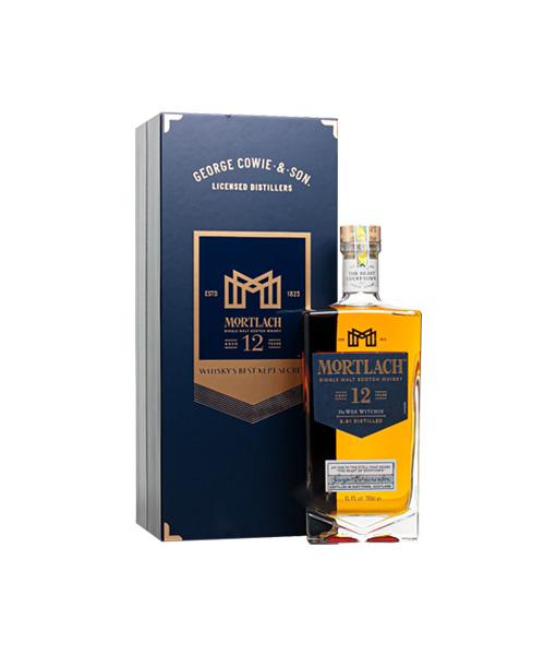 Rượu Single Malt Whisky 12 năm hộp quà tết 2021