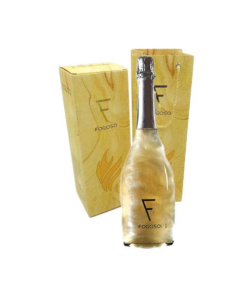 Rượu vang Nổ Fogoso Plata hộp quà tết 2021
