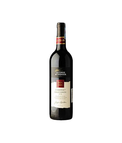 Rượu vang Úc George Wyndham bin 868 Cabernet Sauvignon