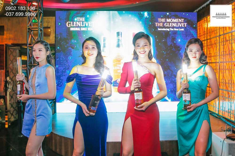 Các mẫu sản phẩm mới nhất cho tết nguyên đán 2021 của The Glenlivet