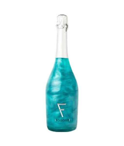 Rượu vang nổ Fogoso Azul xanh nước biển 2021