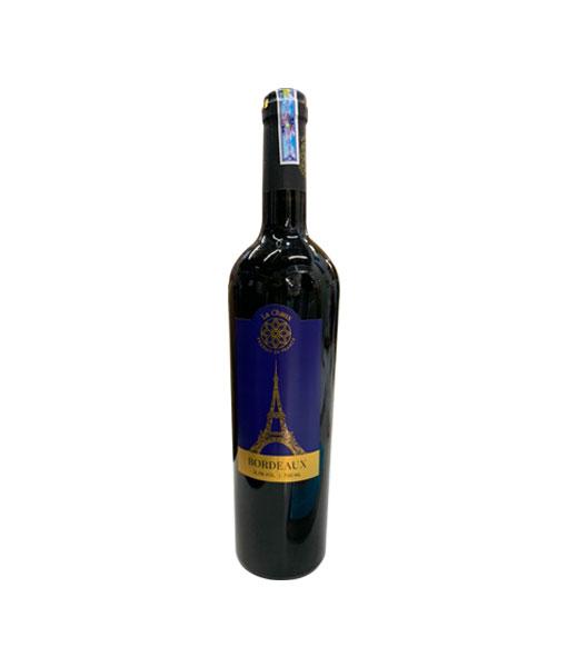 Rượu vang Pháp La Chaux Bordeaux