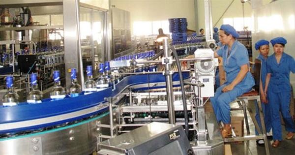 Rượu Halico từng là tên tuổi lớn trong ngành đồ uống có cồn những năm 2010