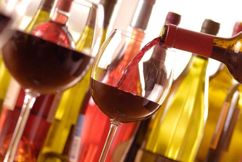 Rượu vang Úc chịu vạ lây khi ở Trung Quốc