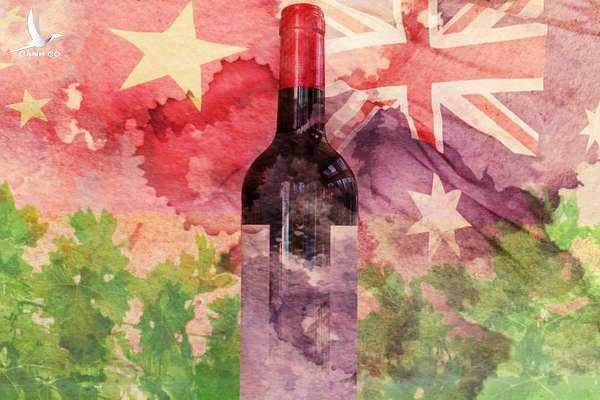 Rượu vang Úc Tại thị trường Việt Nam
