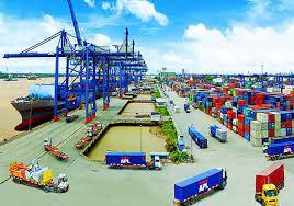 Đường vận chuyển hàng từ cảng biển cát lái