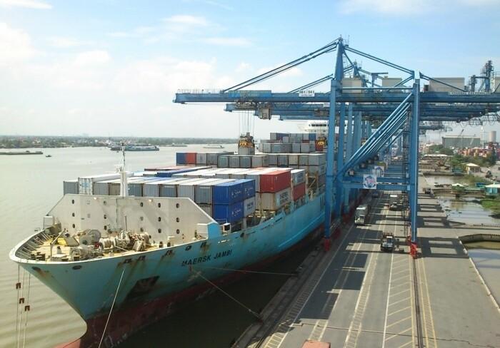 Lộ trình thu phí cảng biển cát lái
