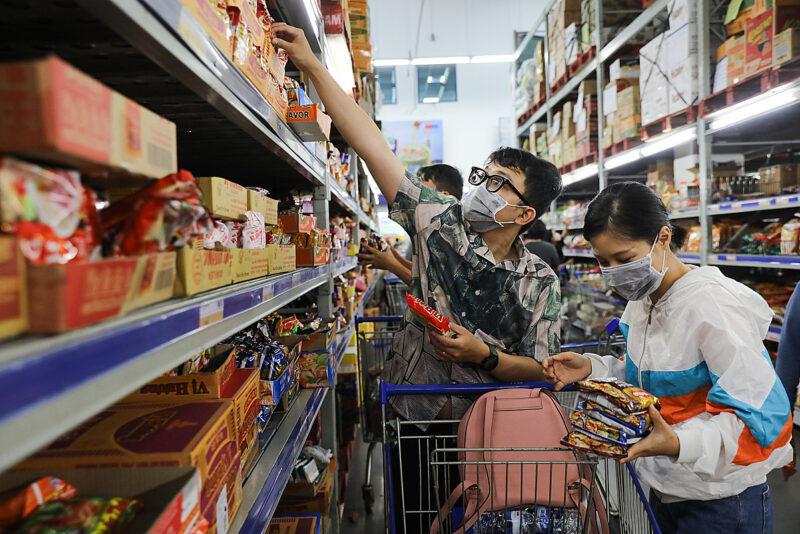 Thị trường bán lẻ Việt Nam thu hút các doanh nghiệp nước ngoài