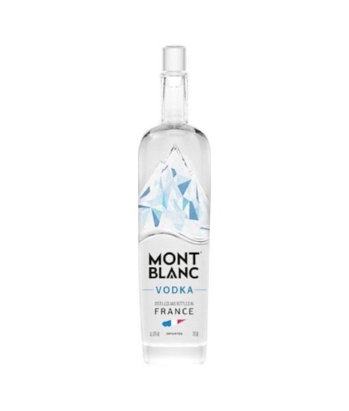 Rượu Vodka Pháp Mont Blanc đến từ vùng Cognac
