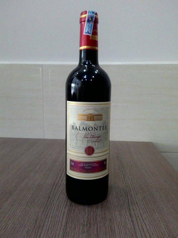 Rượu vang pháp Balmontee